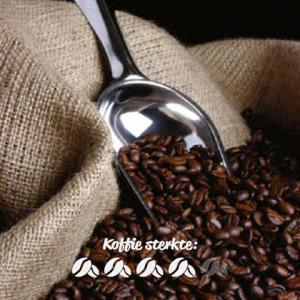 Cafeïnevrije arabica espresso